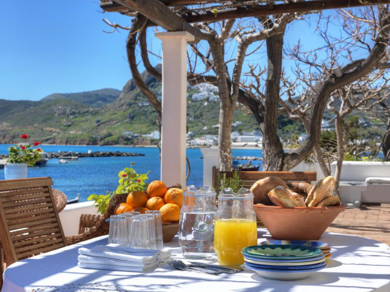 Breakfast At NEMIRE Villa