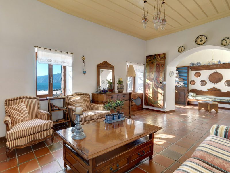 NEMIRE Villa Living Room