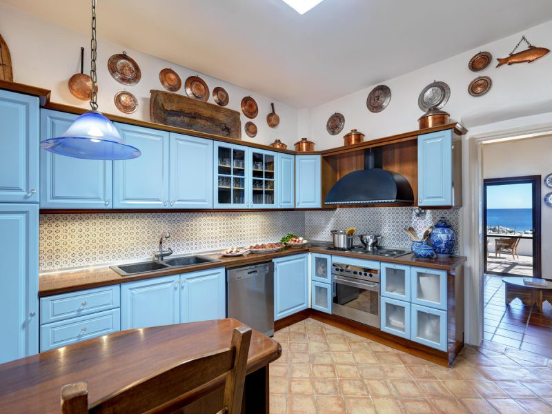 NEMIRE Villa Kitchen